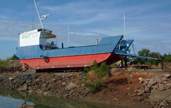 16m Landing Barge