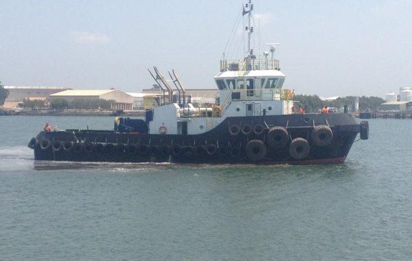 32 Tonne Bollard Pull For Charter