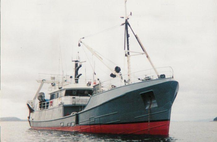 34m Fishing Vessel