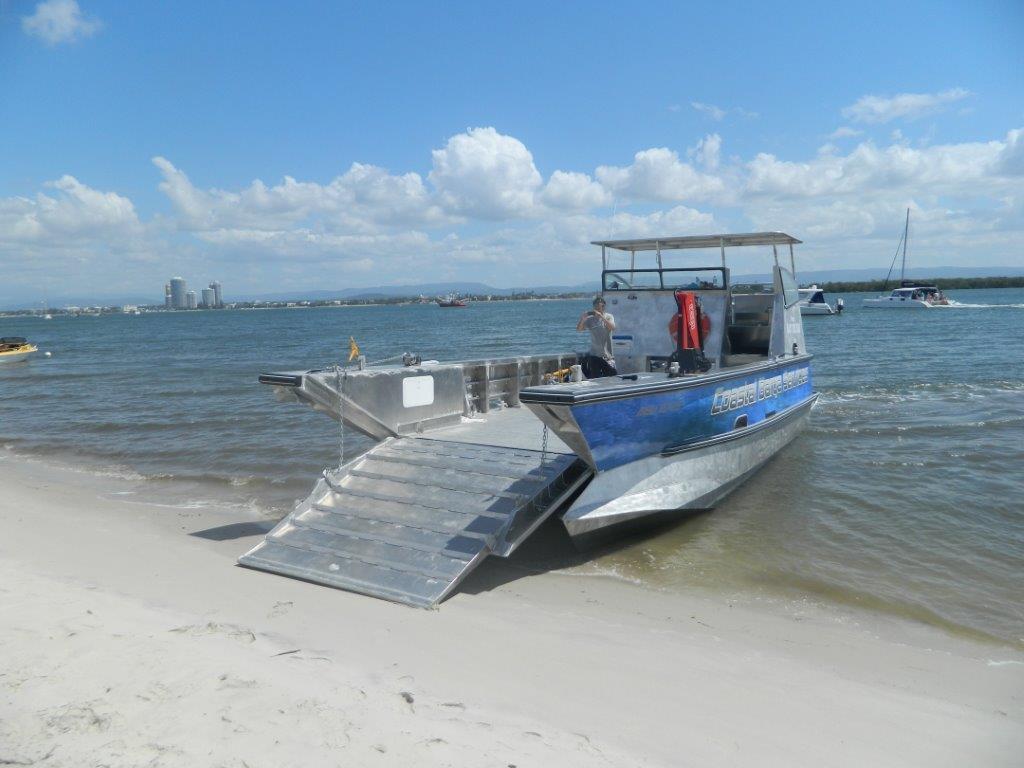 Barges | Marine Brokers Australia