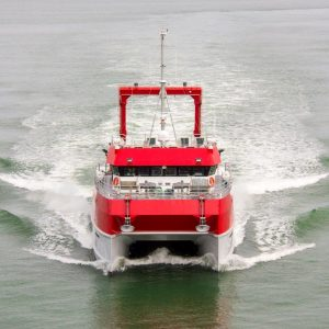 Aluminium Utility / Survey / Patrol Vessel