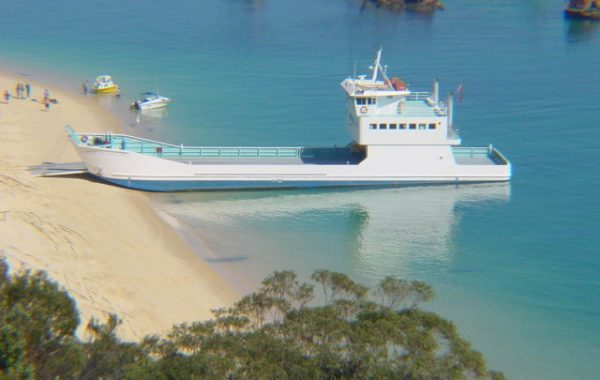 42 metre Shallow Draft Landing Craft