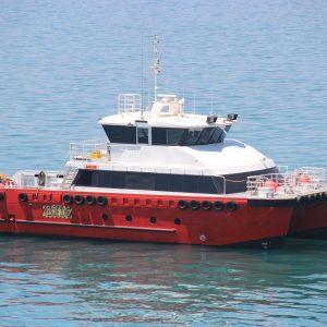 Crew/ Jet  Boat