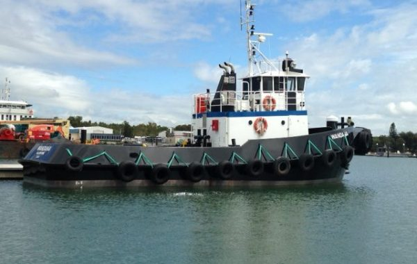 Coastal and Port Tug