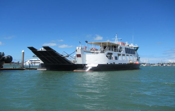 35m Roll On Roll Off Vehicle Ferry
