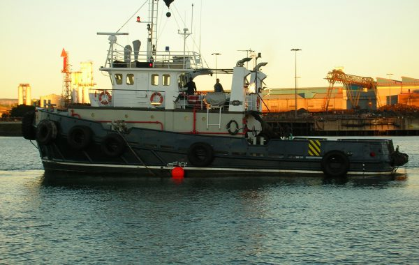 Twin Screw Tug/Utility Boat – For Charter